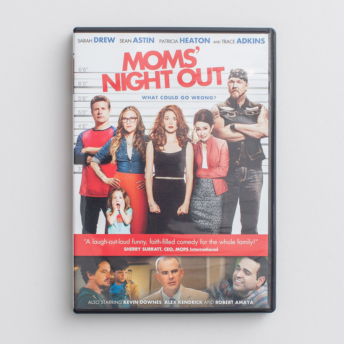 Moms' Night Out - DVD