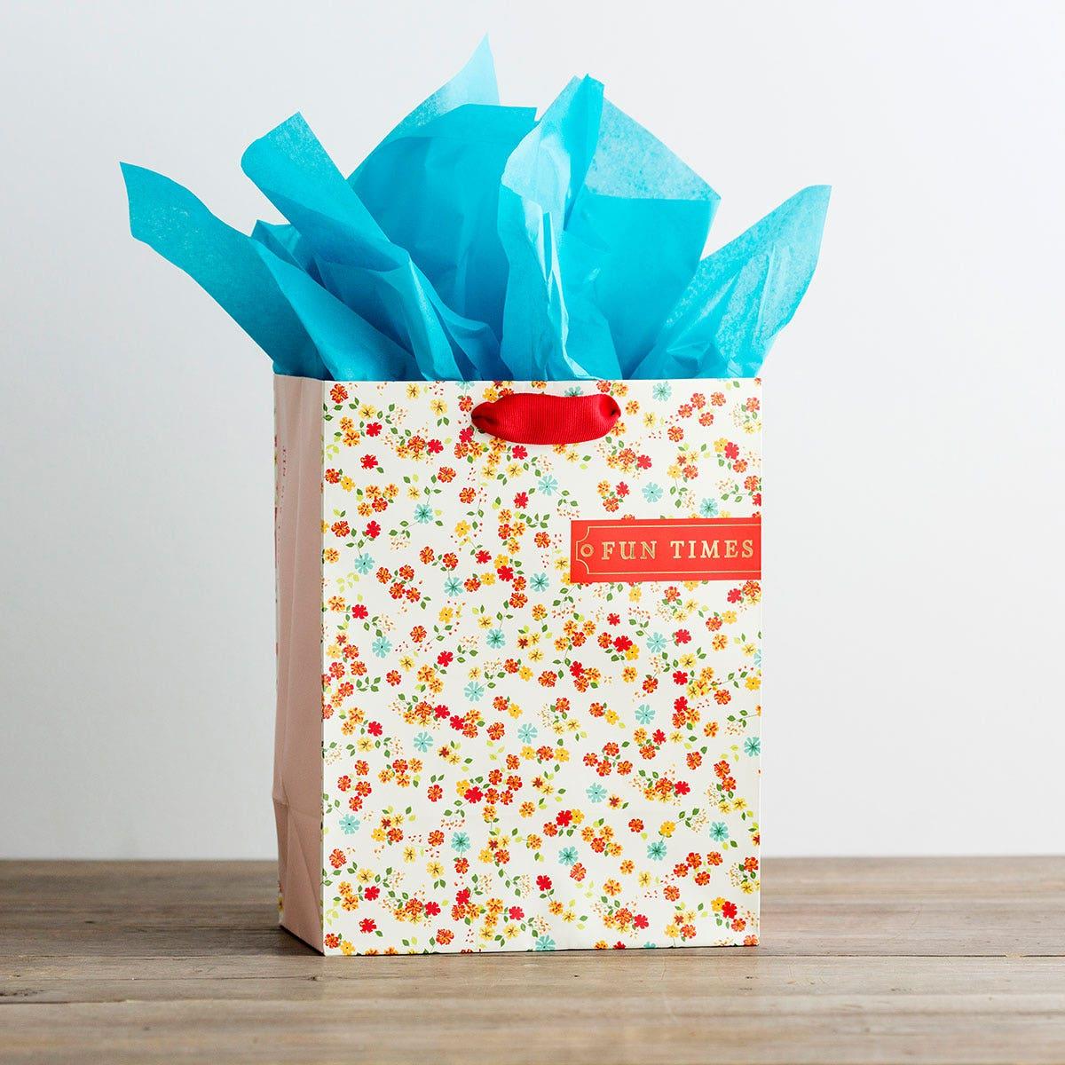 Fun Times - Medium Gift Bag with Tissue