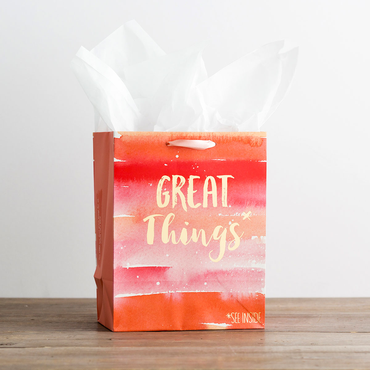 Great Things - Medium Gift Bag with Tissue