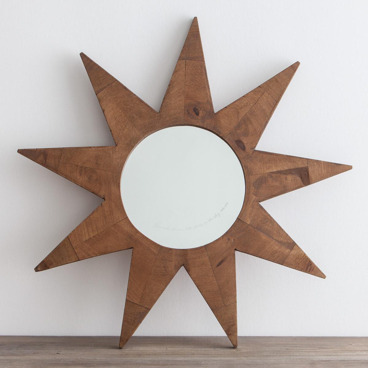 Everlasting Light - Starburst Mirror