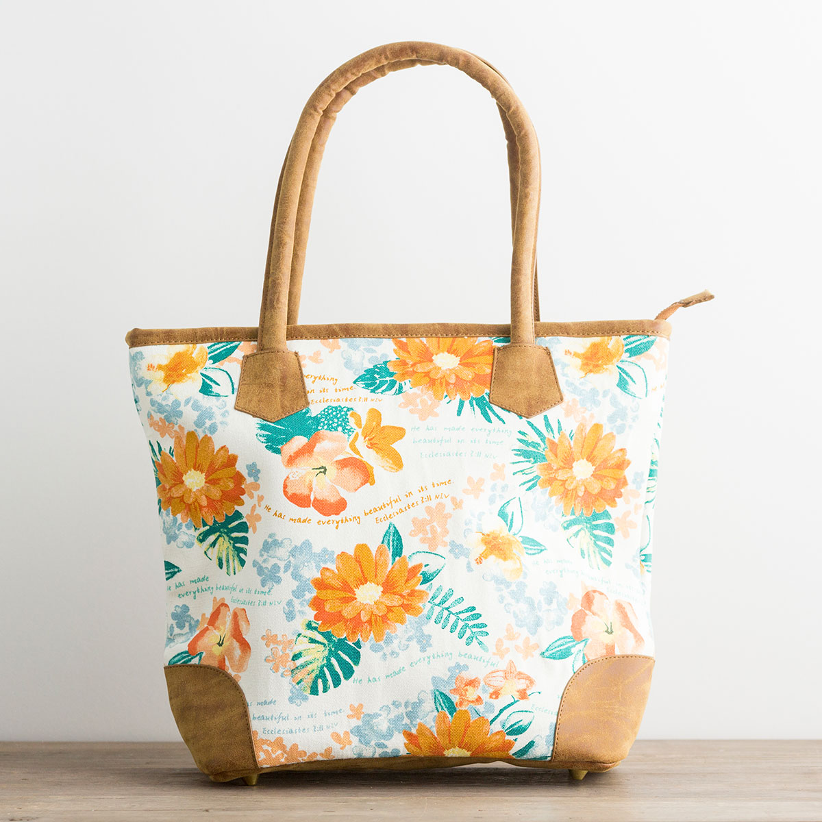 Beautiful in Its Time - Canvas Tote Bag
