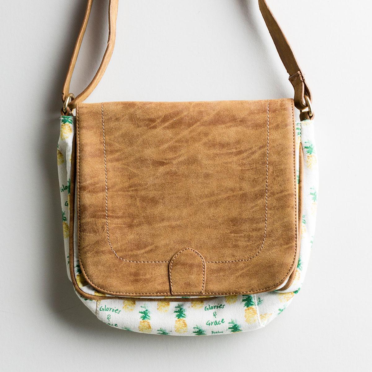 Glories & Grace - Crossbody Bag