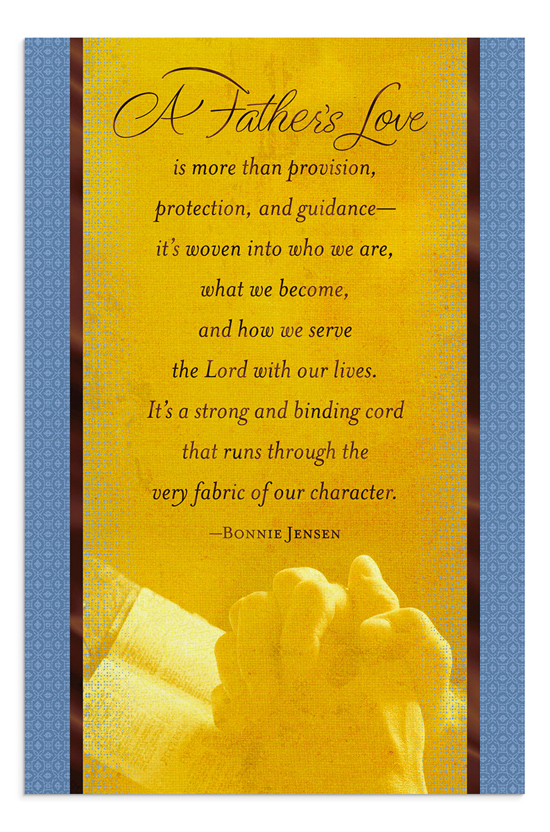 Father's Day - A Father's Love -