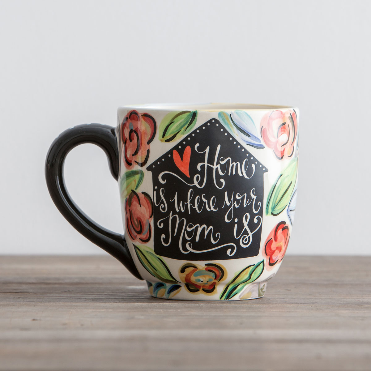 Home Is Where Your Mom Is - Jumbo Mug