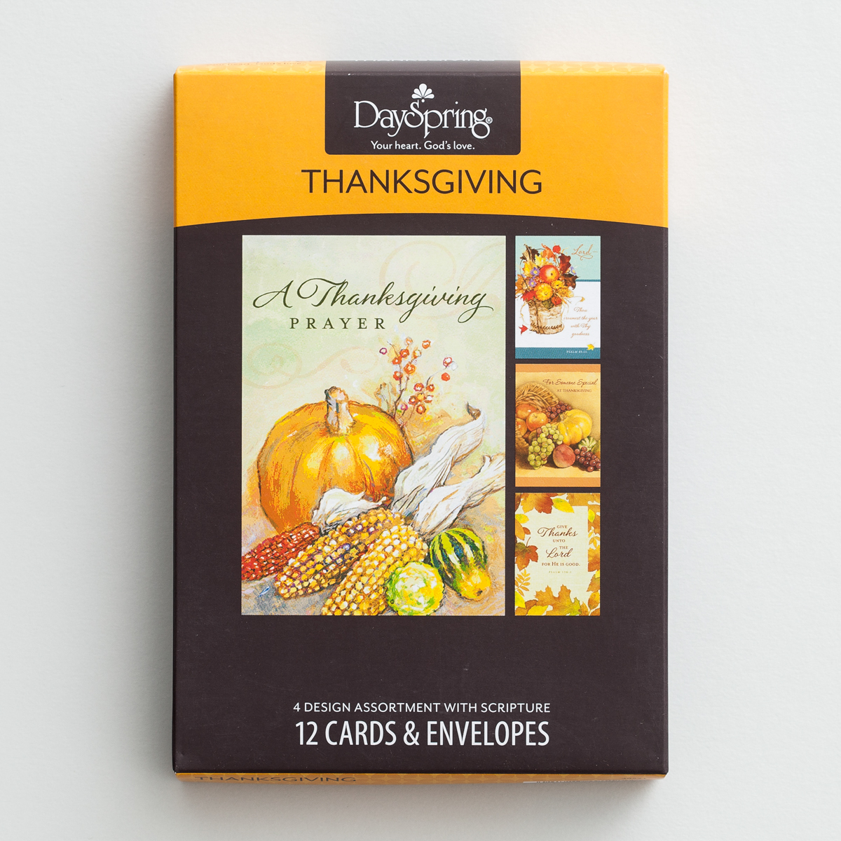 Christian Thanksgiving Greeting Cards assortment