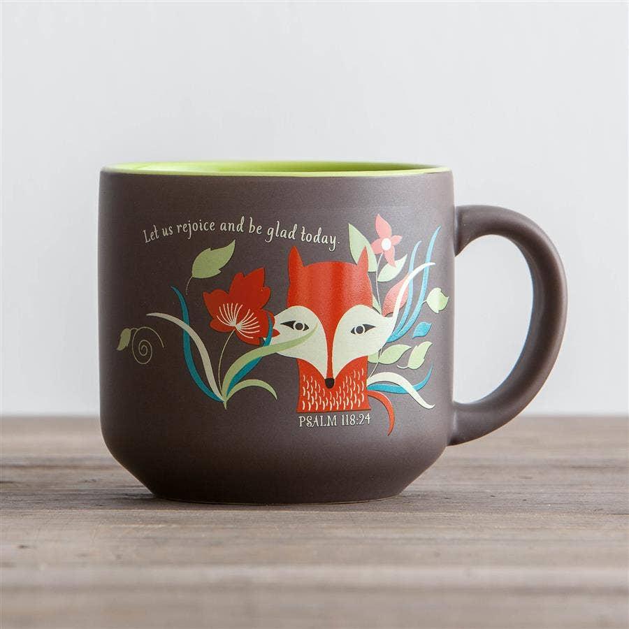 Let Us Rejoice - Jumbo Mug