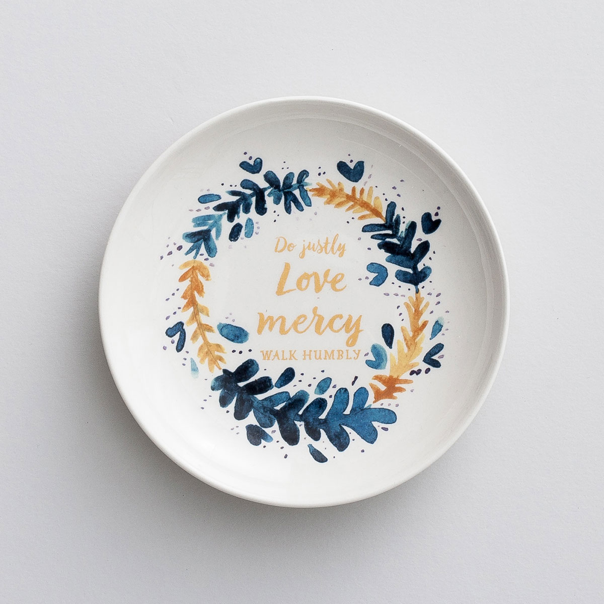 Love Mercy - Trinket Dish