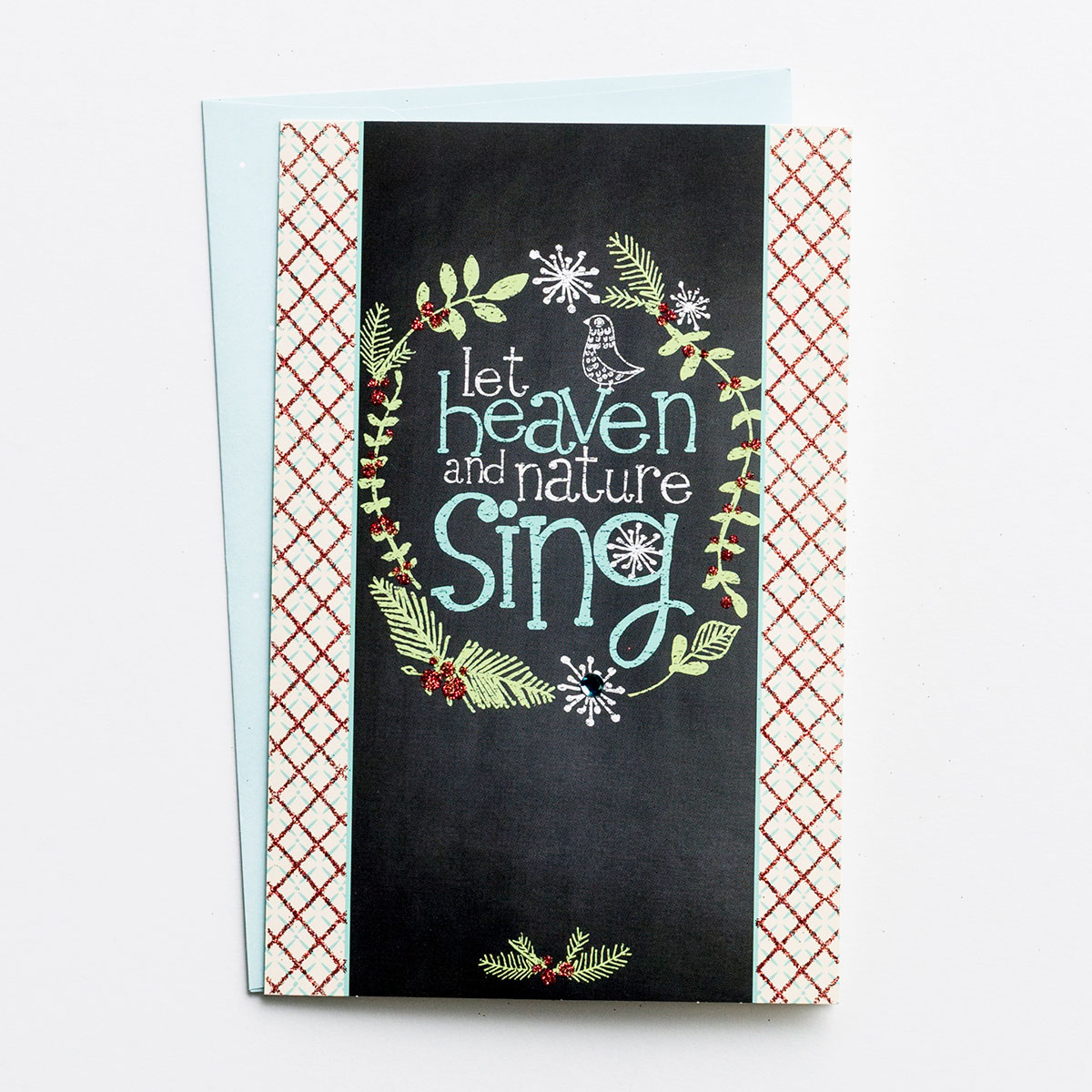 Let Heaven and Nature Sing - 18 Premium Christmas Boxed Cards