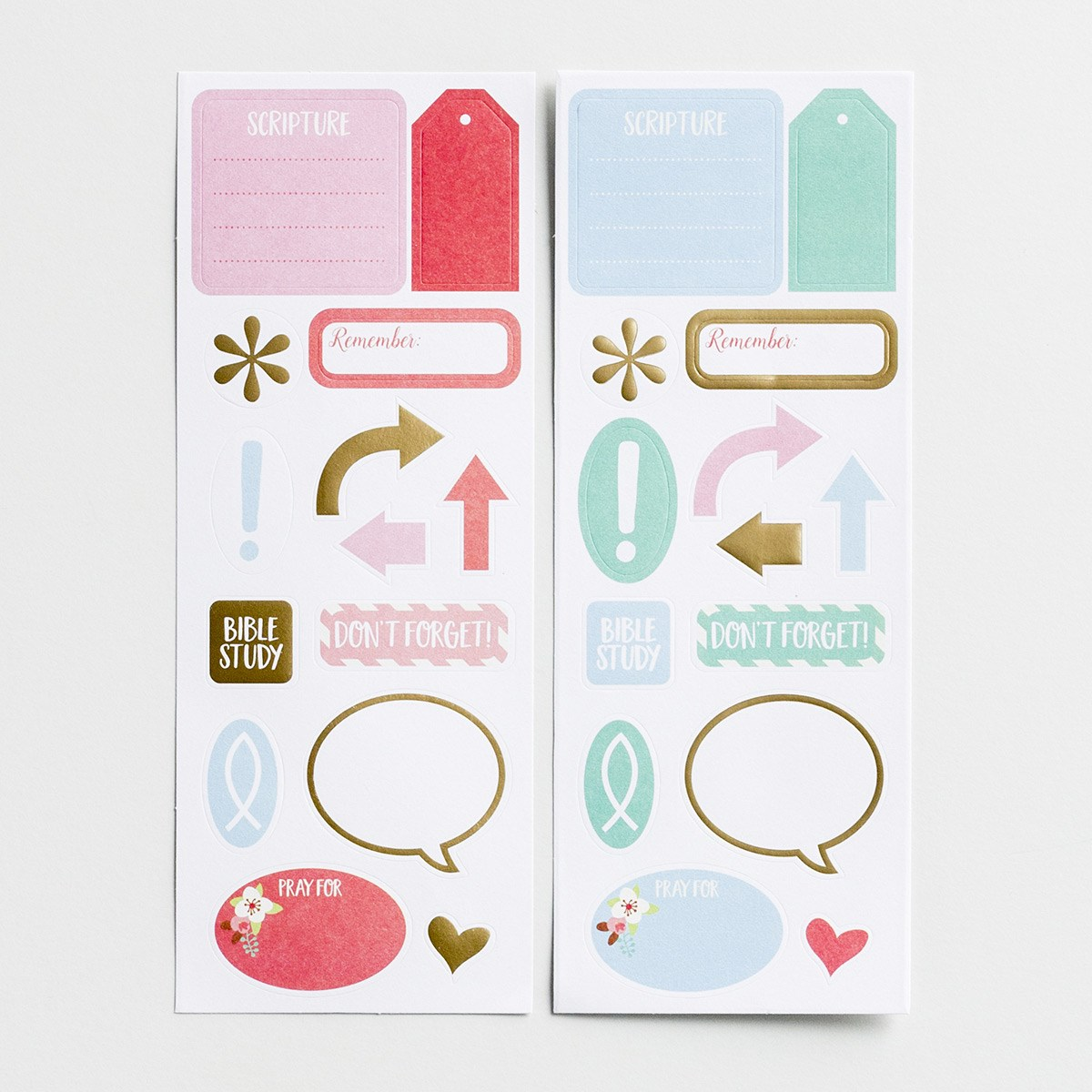 Arrows - Planner Stickers, Set of 28