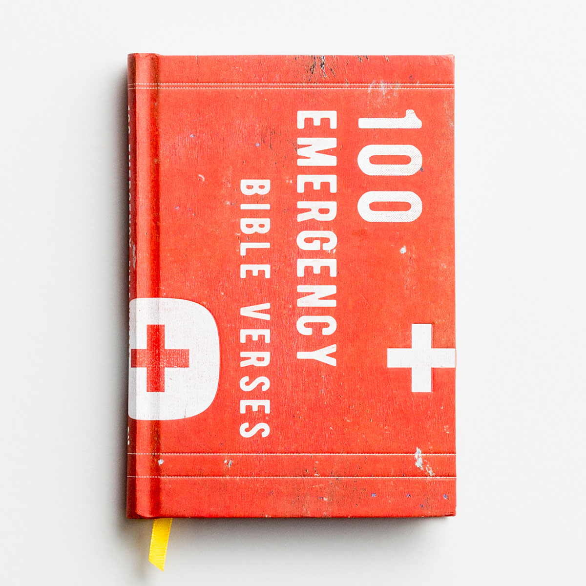 100 Emergency Bible Verses - Devotional Gift Book