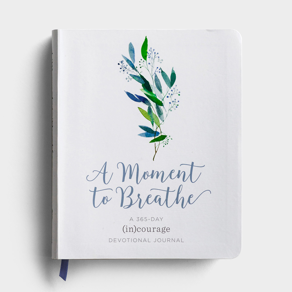 (in)courage - A Moment to Breathe - Devotional Journal