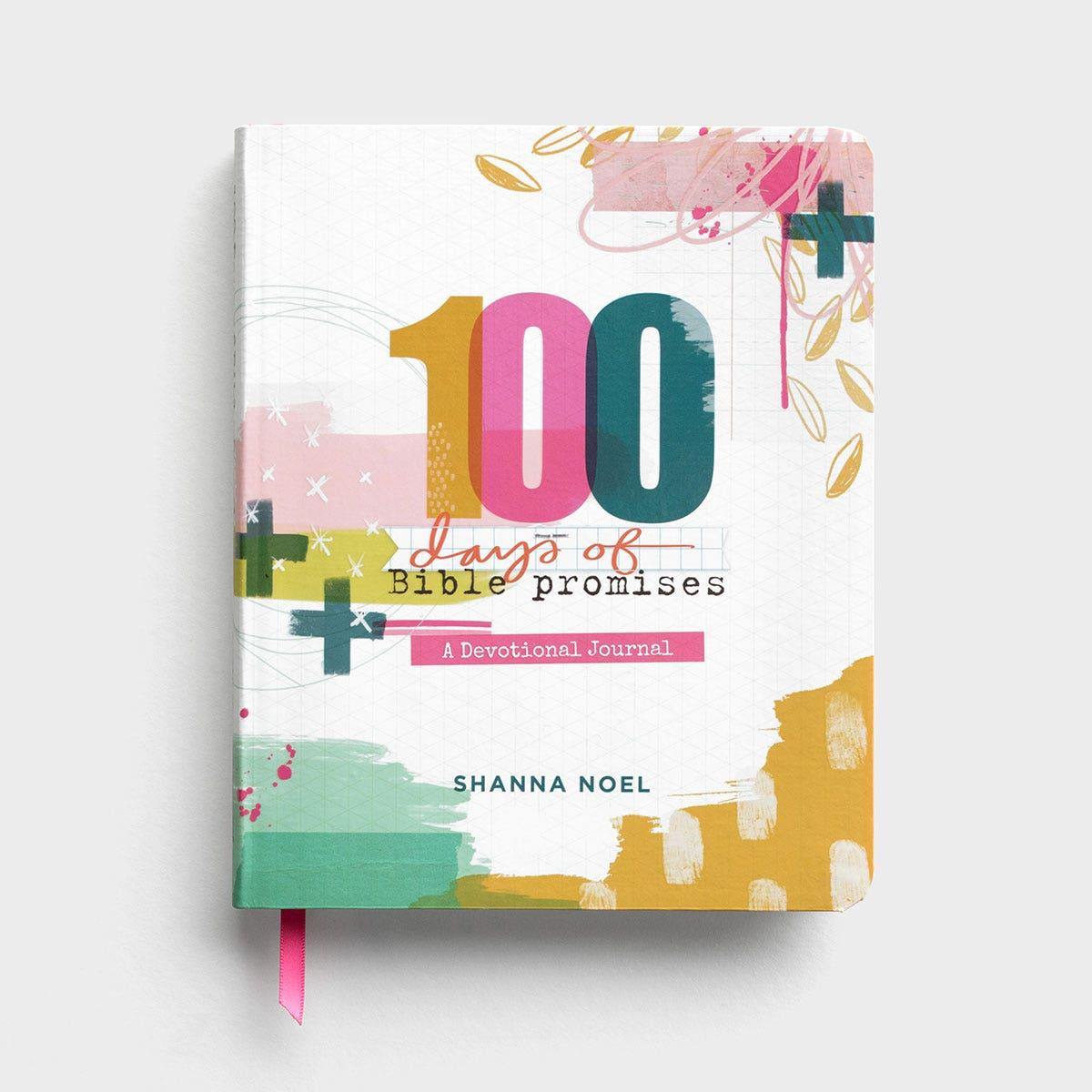 Shanna Noel - 100 Days of Bible Promises - Devotional Journal
