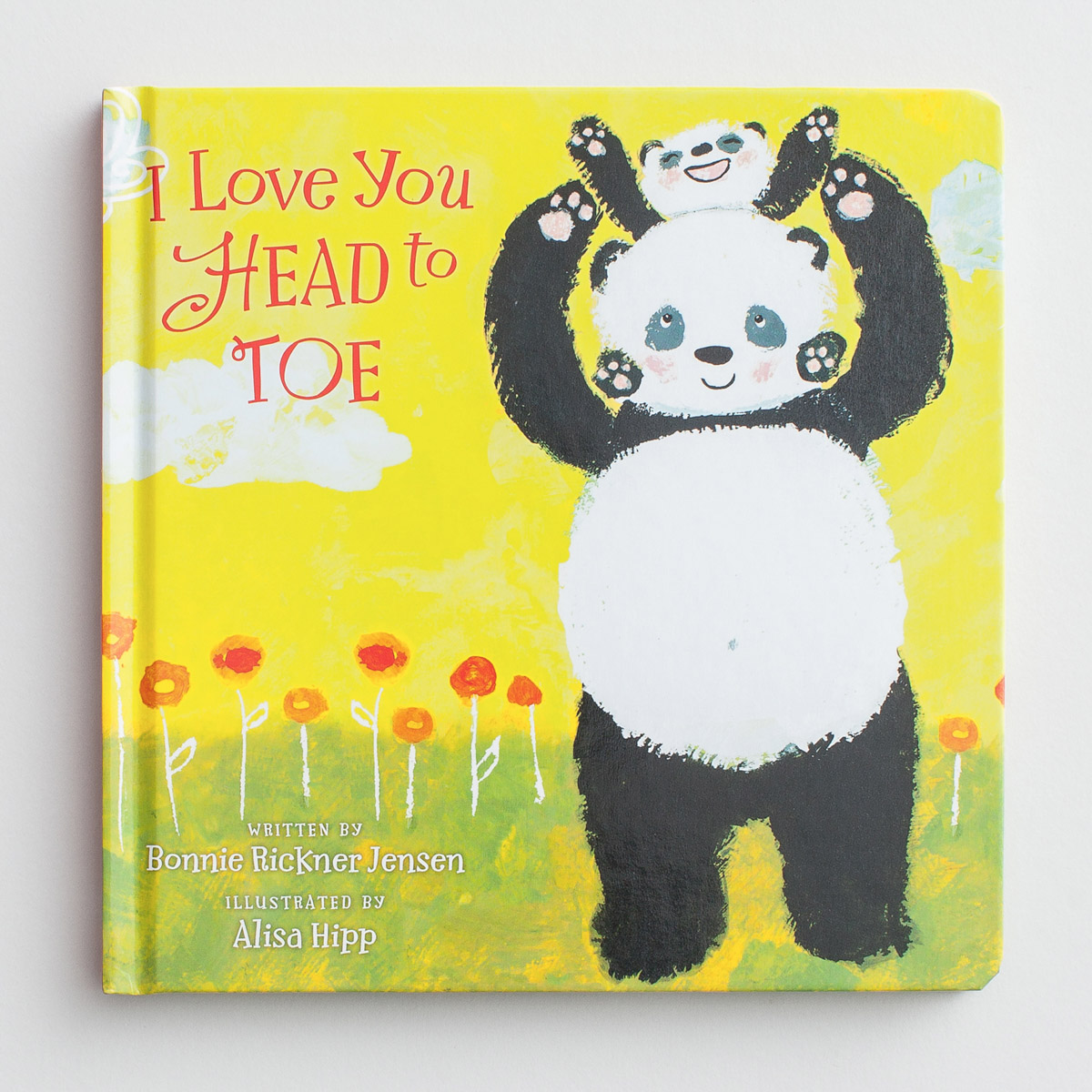 I Love You Head to Toe - Inspirational Children's Book