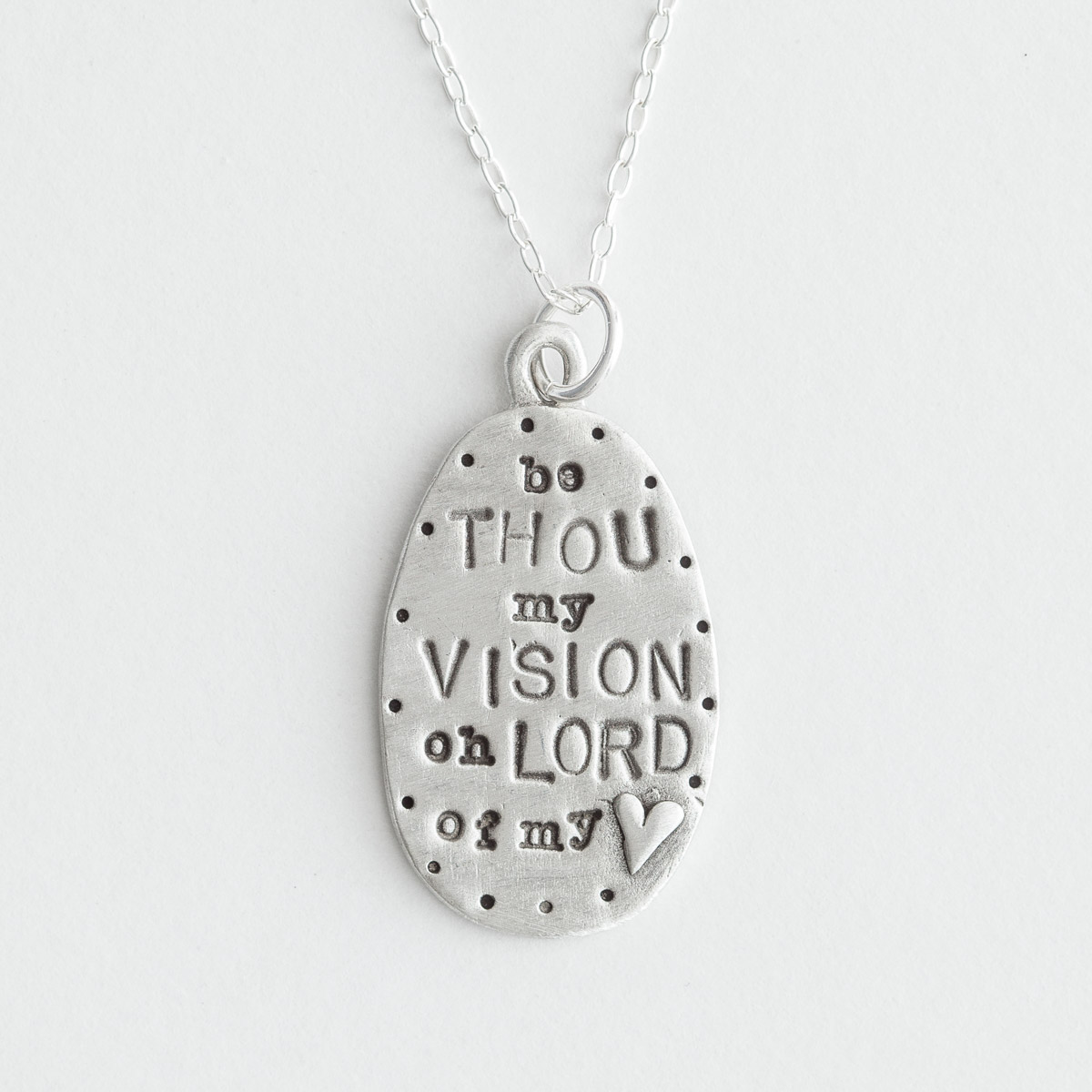 Lisa Leonard - Be Thou My Vision Necklace