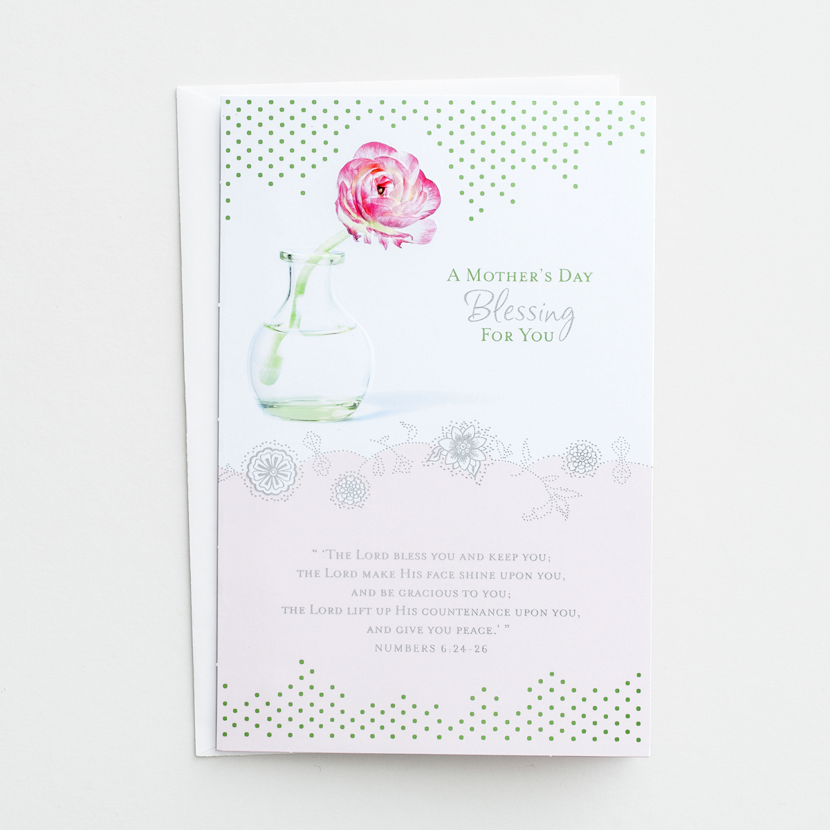 Mother's Day- A Mother's Day Blessing-3 Premium