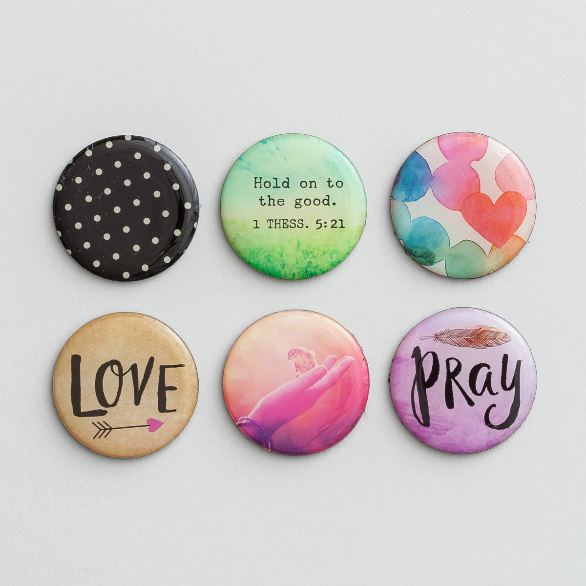 Sadie Robertson - Inspirational Magnets, Set of 6