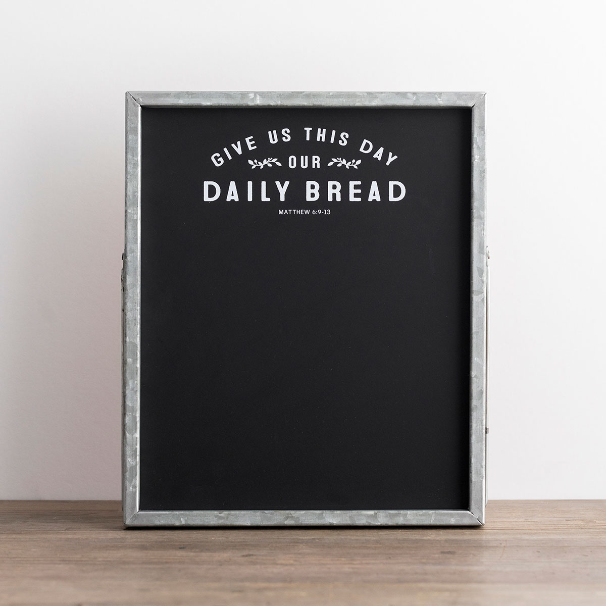 Our Daily Bread - Memo Chalkboard