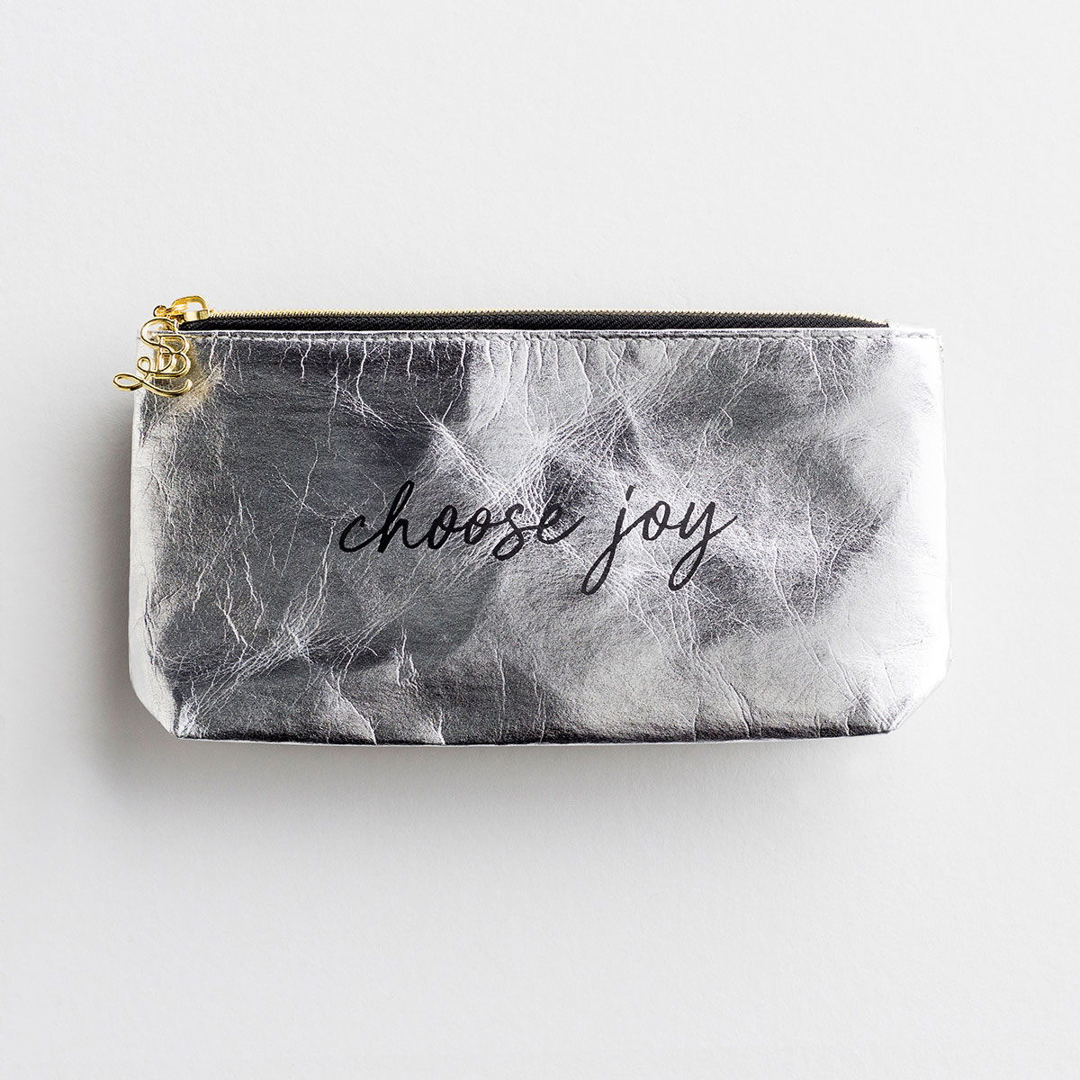 Choose Joy - Pouch/Stadium Bag Insert - Platinum