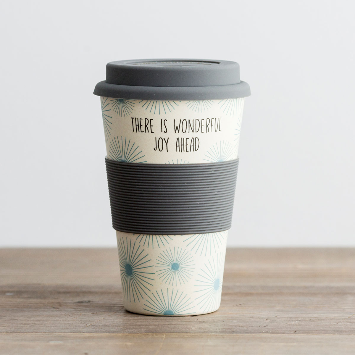 Wonderful Joy - Bamboo Travel Cup