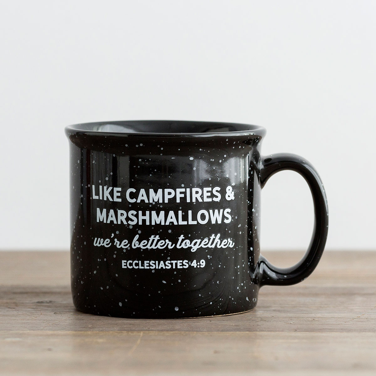 Better Together - Ceramic Campfire Mug