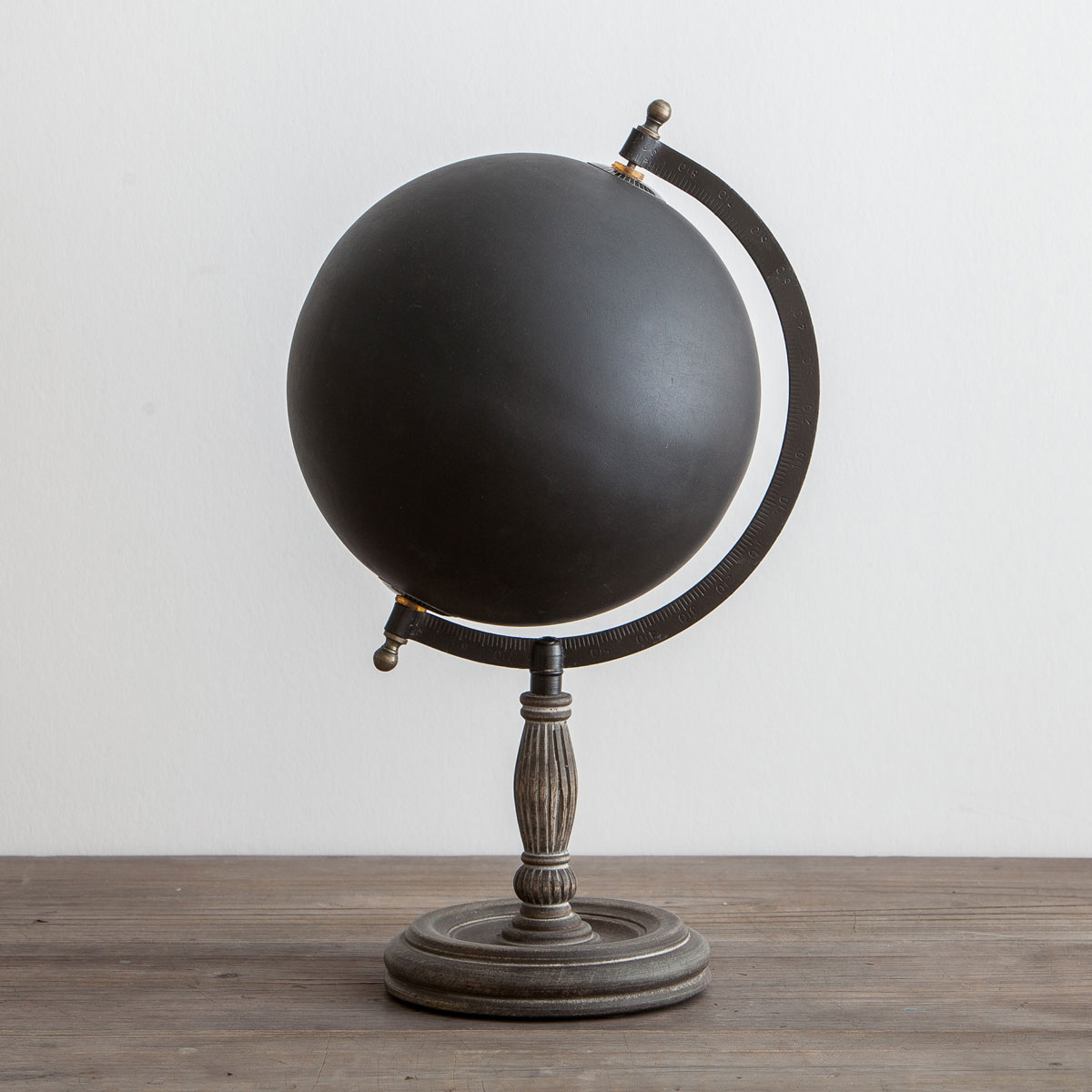 The Lord Is Good - Chalkboard Globe