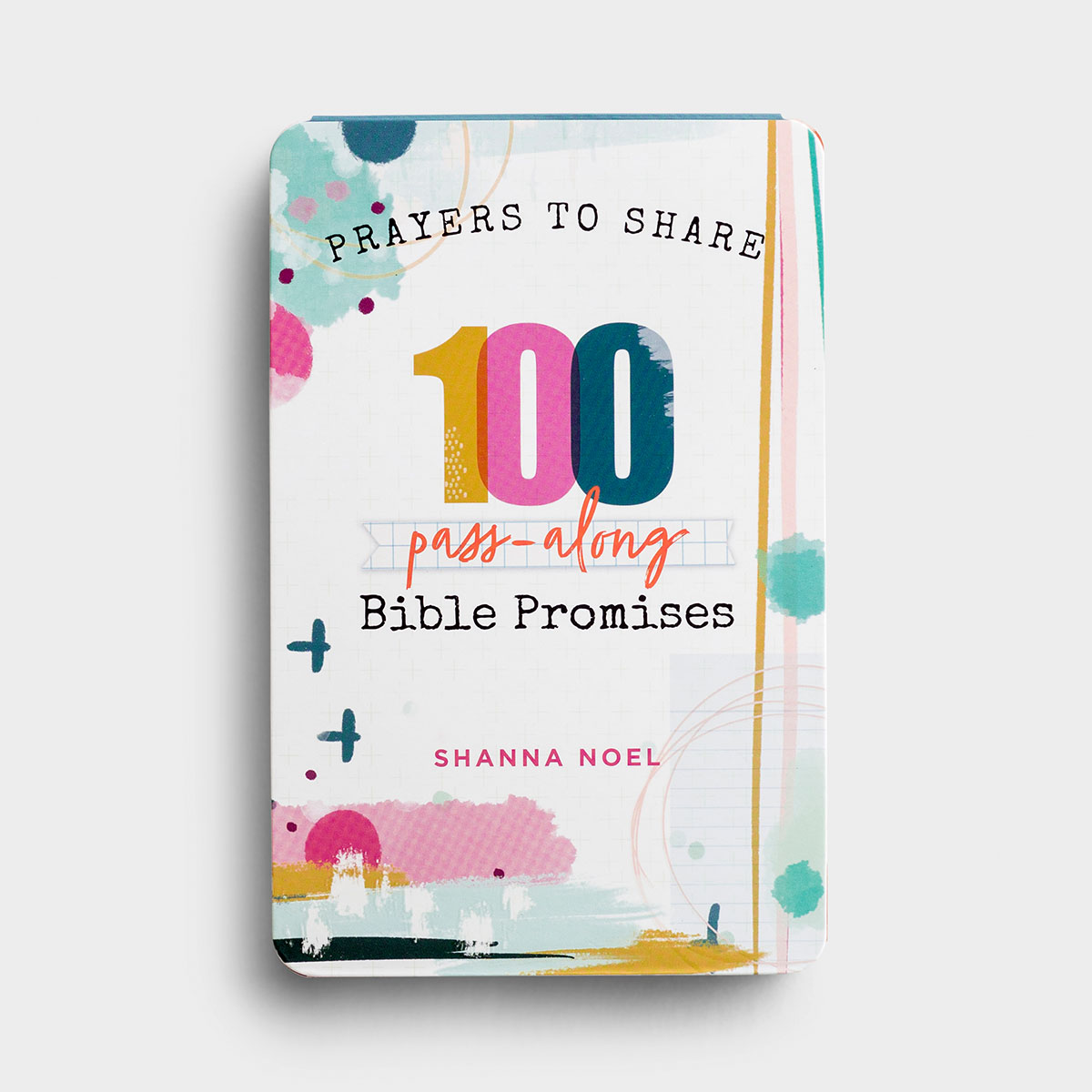 Prayers to Share - 100 Pass-Along Bible Promises