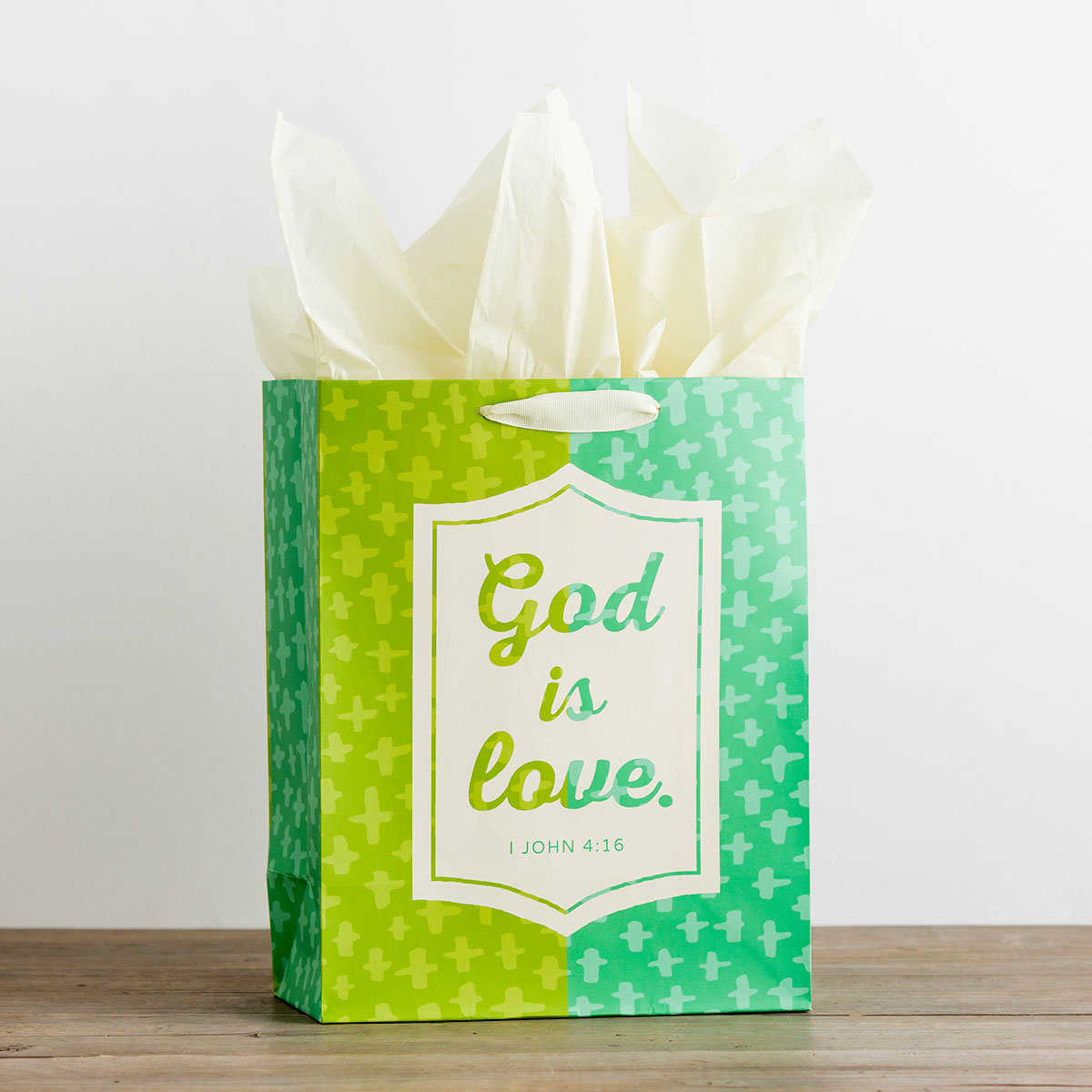 God is Love - Large Gift Bag