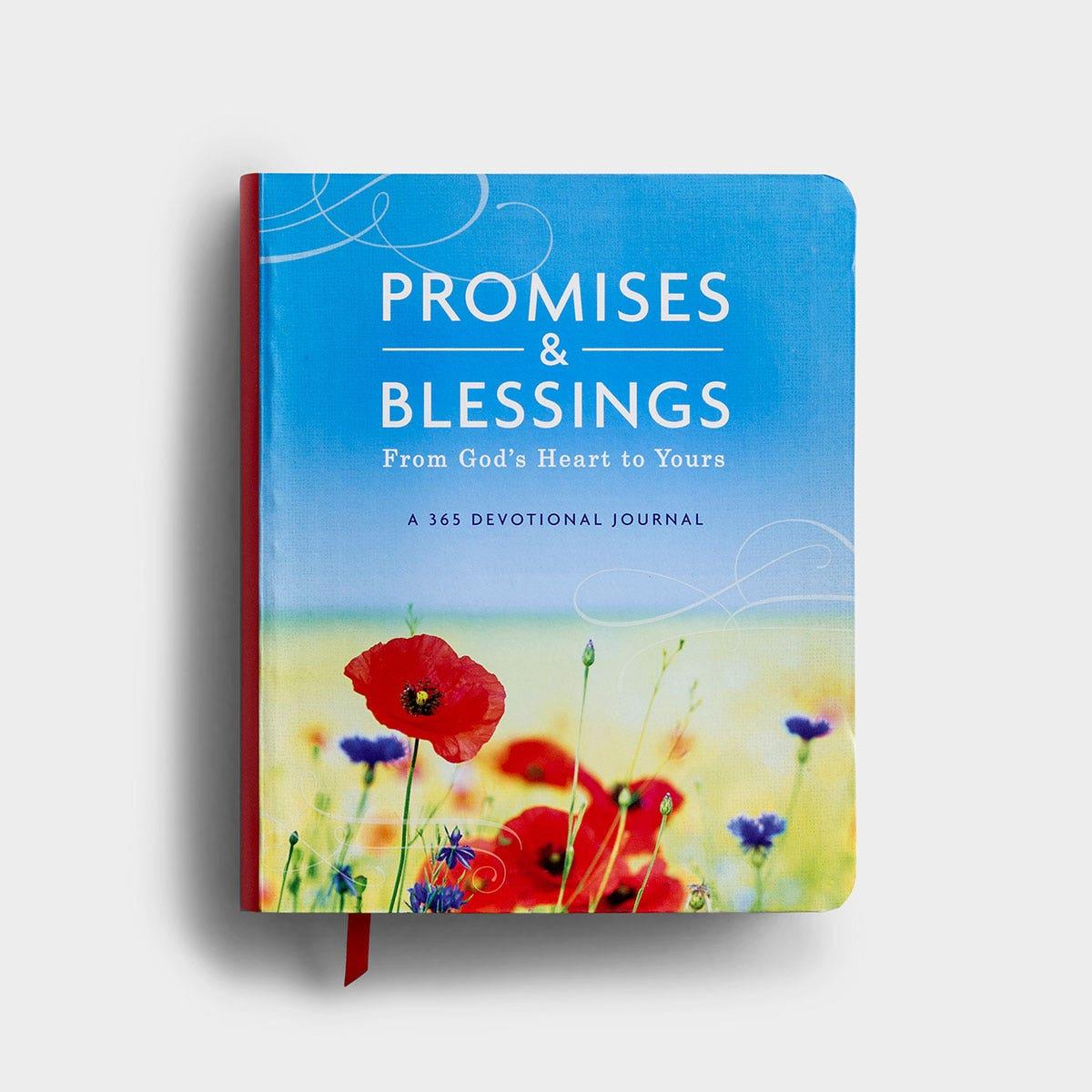 Promises & Blessings - Devotional Journal