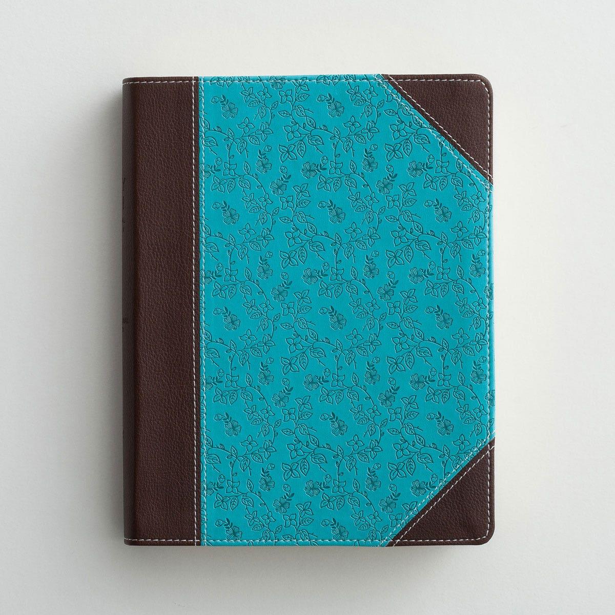 NIV Journal the Word Bible, Single Column