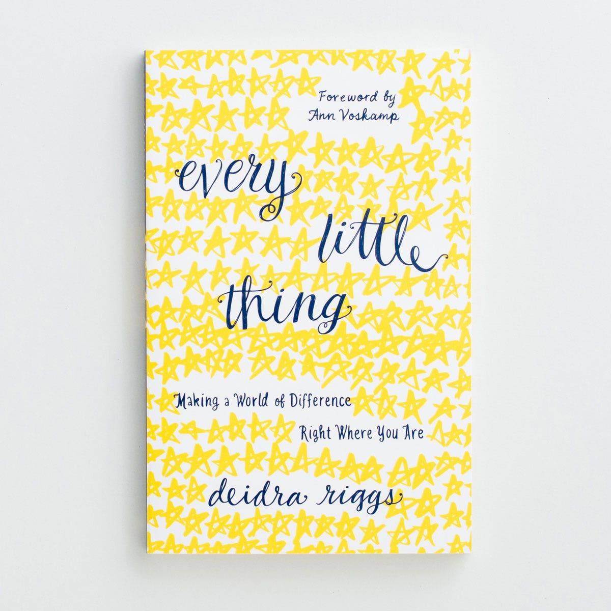 Deidra Riggs - Every Little Thing