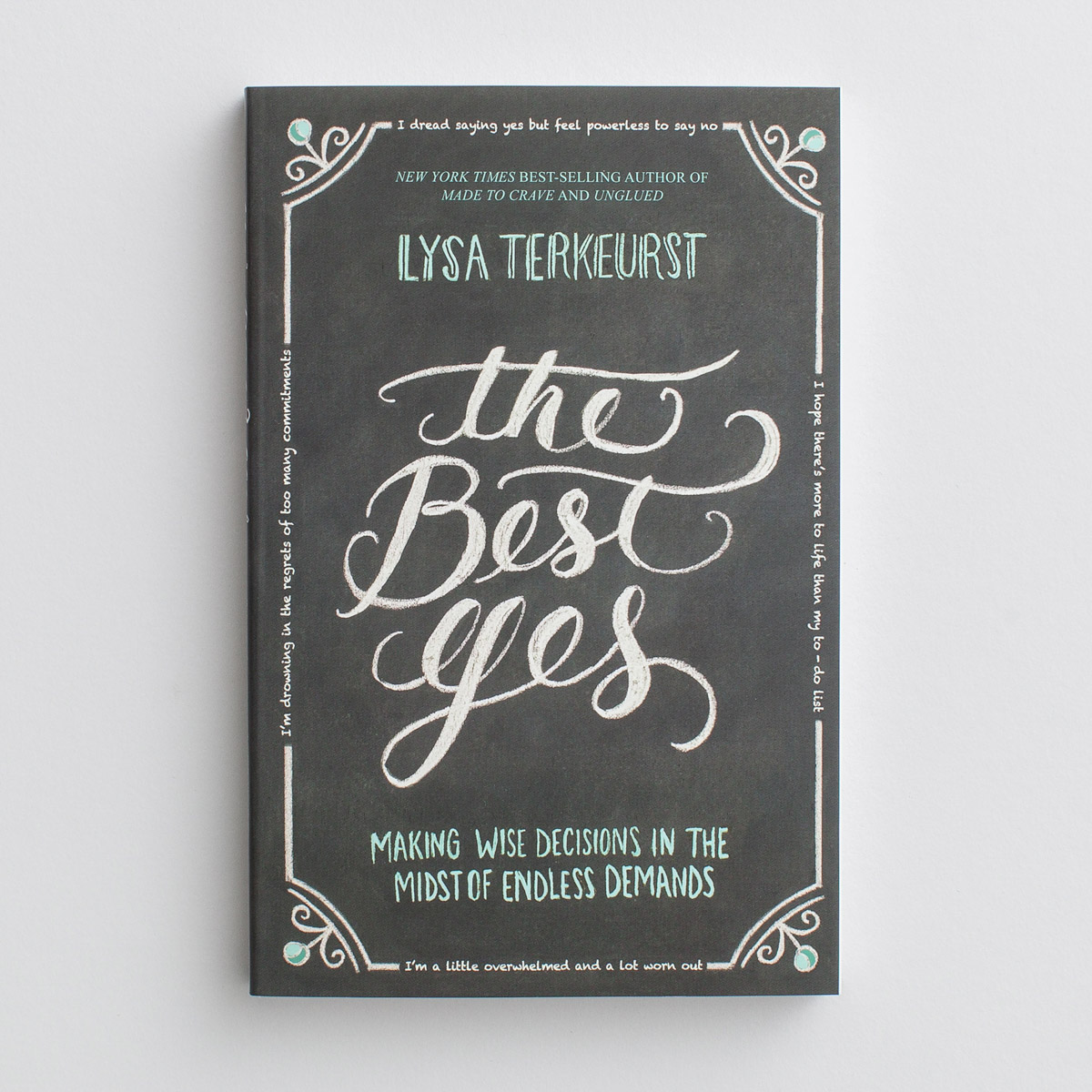 Lysa TerKeurst - The Best Yes