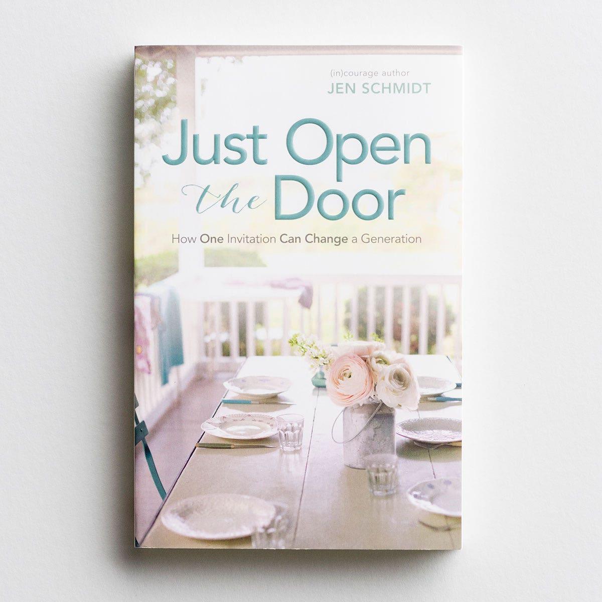 Jen Schmidt - Just Open the Door