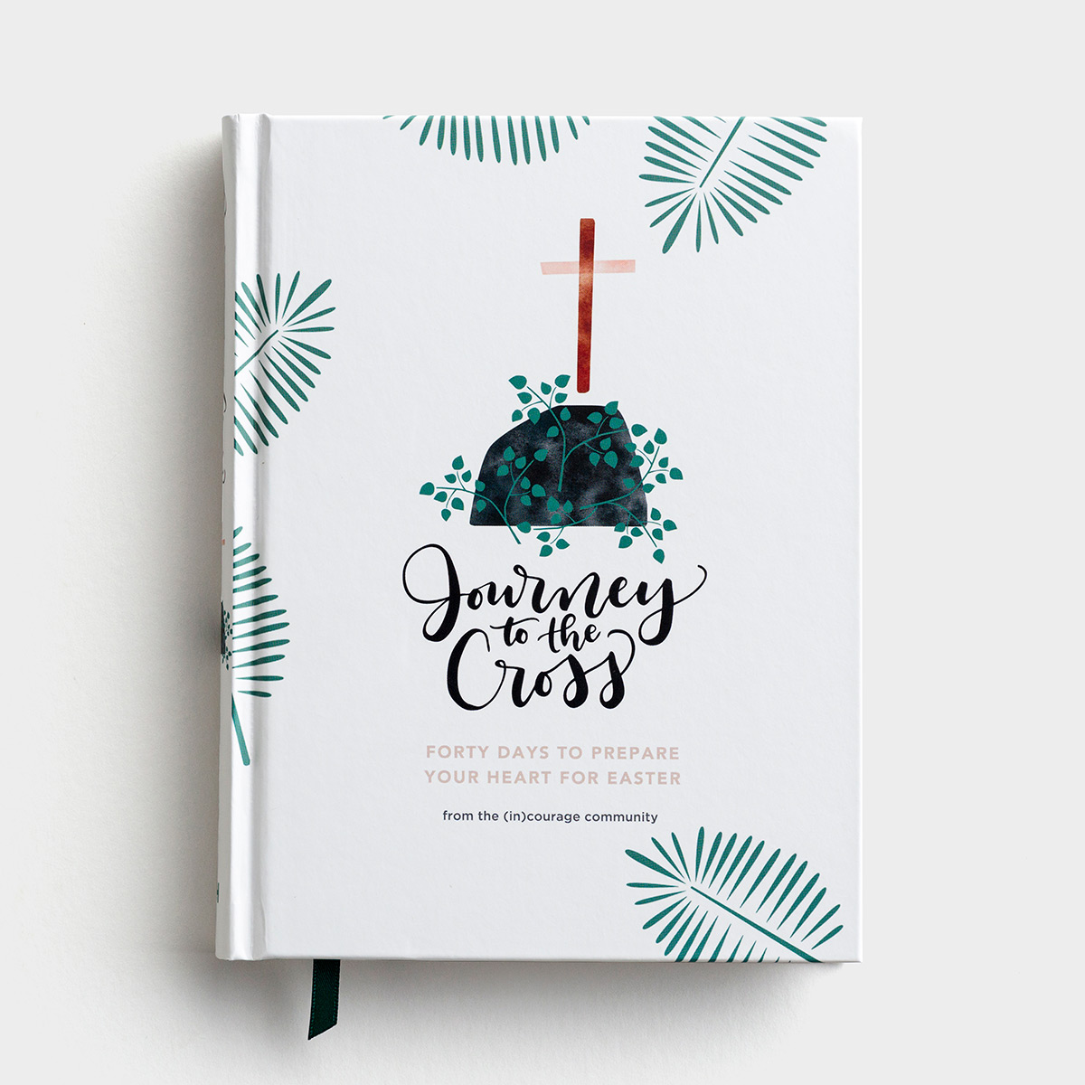 (in) courage - Journey to the Cross - Guided Devotional