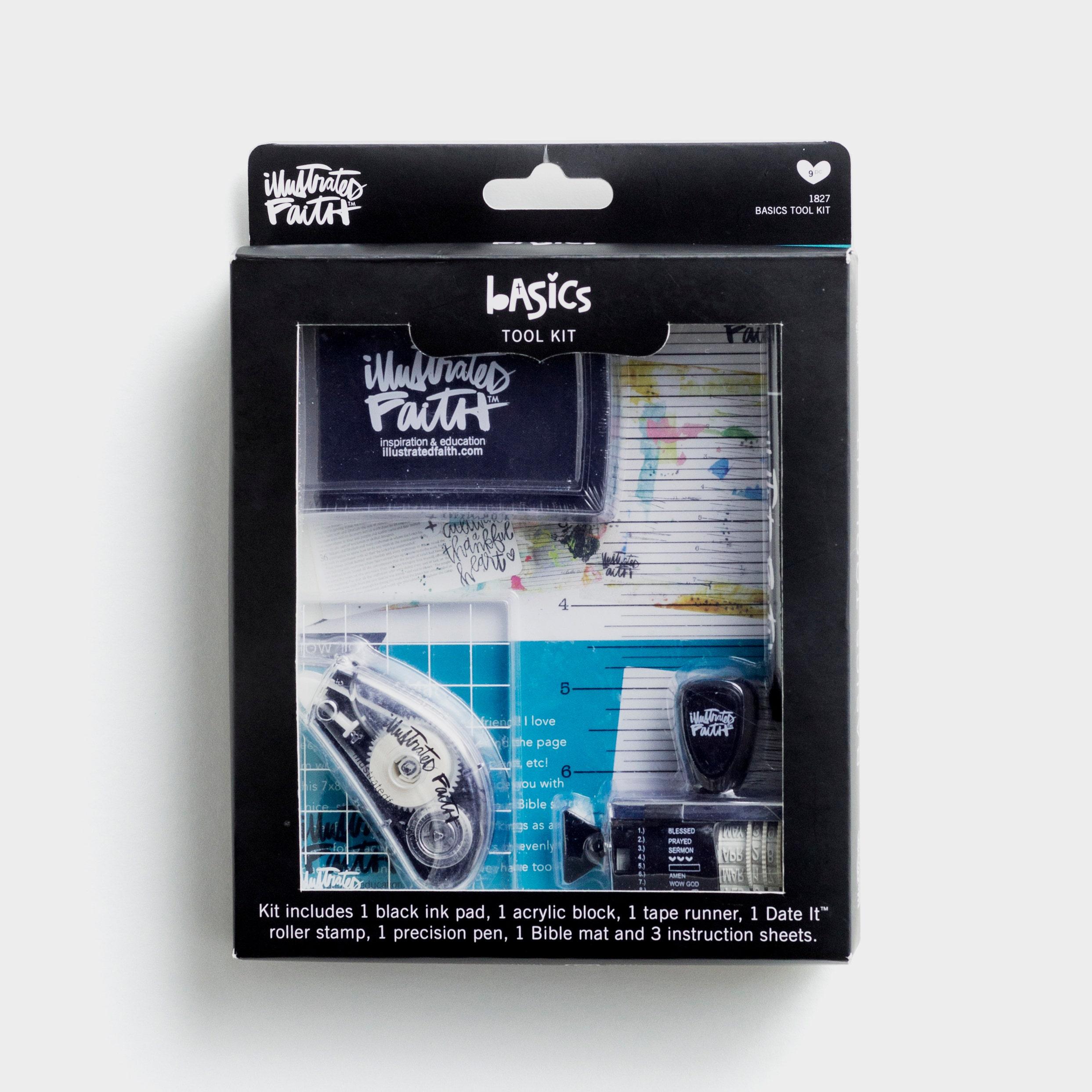 Illustrated Faith - Basics - Tool Kit