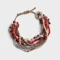 Your Journey Prayer Bracelet - Garnet