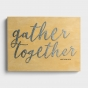 Gather Together - Wood & Metal Wall Art