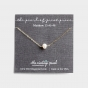 The Pearl of Great Price - Freshwater Pearl Necklace