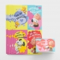 Peanuts - Children's Valentines - The Peanuts Movie - 32 Boxed Cards
