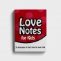 Mr. & Mrs. - Love Notes for Kids - 32 Note Set