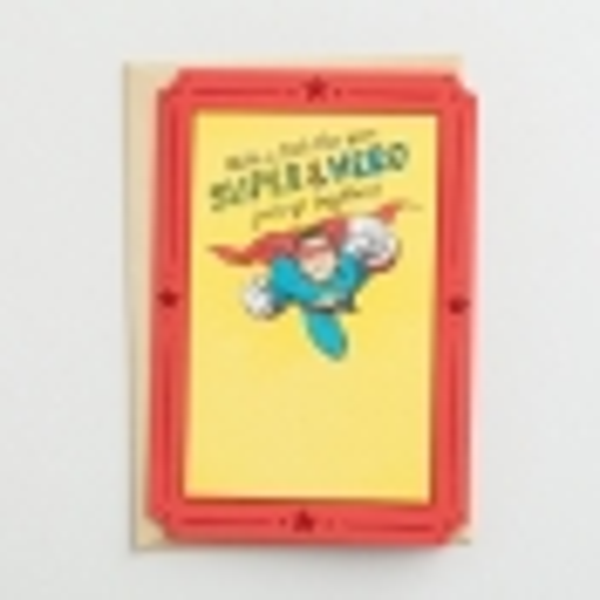 Father's Day - Super & Hero - 3 Premium Cards
