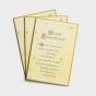 Graduation - Great Expectations - 3 Premium Cards