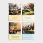 Thomas Kinkade - Bundle of 4 Boxed Cards