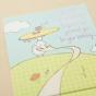 Really Woolly - Birthday - The Shepherd Has Promised - 4 Premium Cards