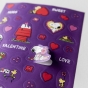 Peanuts - Children's Valentines - Love, Sweet, Hugs - 32 Boxed Cards