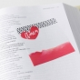 Illustrated Faith - Amen - 30-Sheet Transparent Sticky