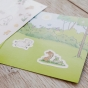Really Woolly - He is Risen - Inspirational Sticker Activity Set