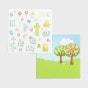 Easter - Chicks and Bunnies - Inspirational Sticker Activity Set