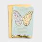 Remind your sister how much she means to you with this beautiful butterfly themed DaySpring Easter card.