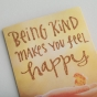 Sadie Robertson - Thank You - Being Kind - 3 Premium Cards