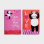 Valentine's Day - Love - 8 Note Cards